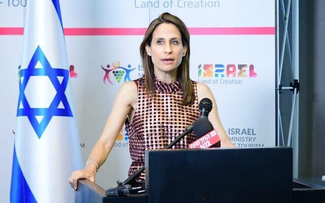 وزيرة السياحة الإسرائيلية تلغي مشاركتها في مؤتمر بالإمارات.. هذا ما فعله نتنياهو