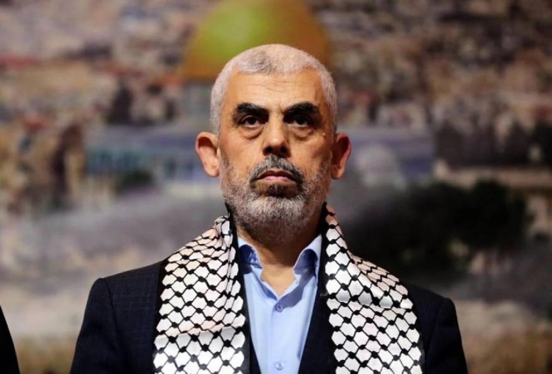 """يحيى السنوار يكشف رسالة السيسي عبر عباس كامل فما قصة الرقم """"1111"""" وتحويل غزة إلى دبي"""