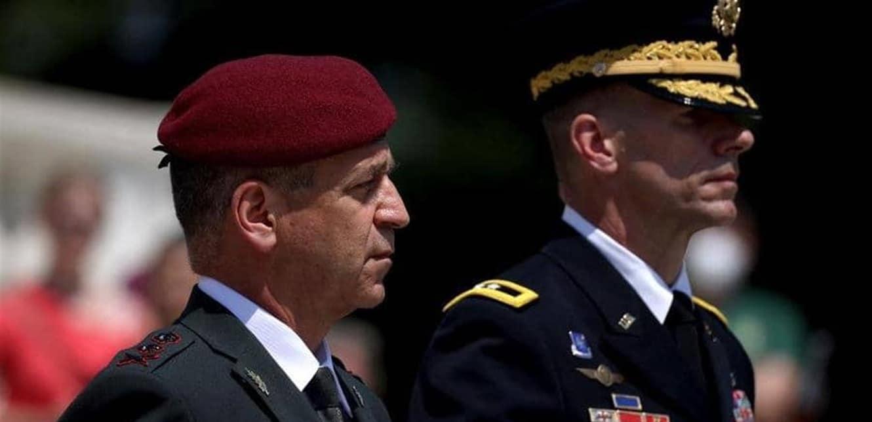 رئيس الأركان الإسرائيلي يبلغ مستشار بايدن فشل المفاوضات مع حماس ويتوقع مواجهة عسكرية قريباً