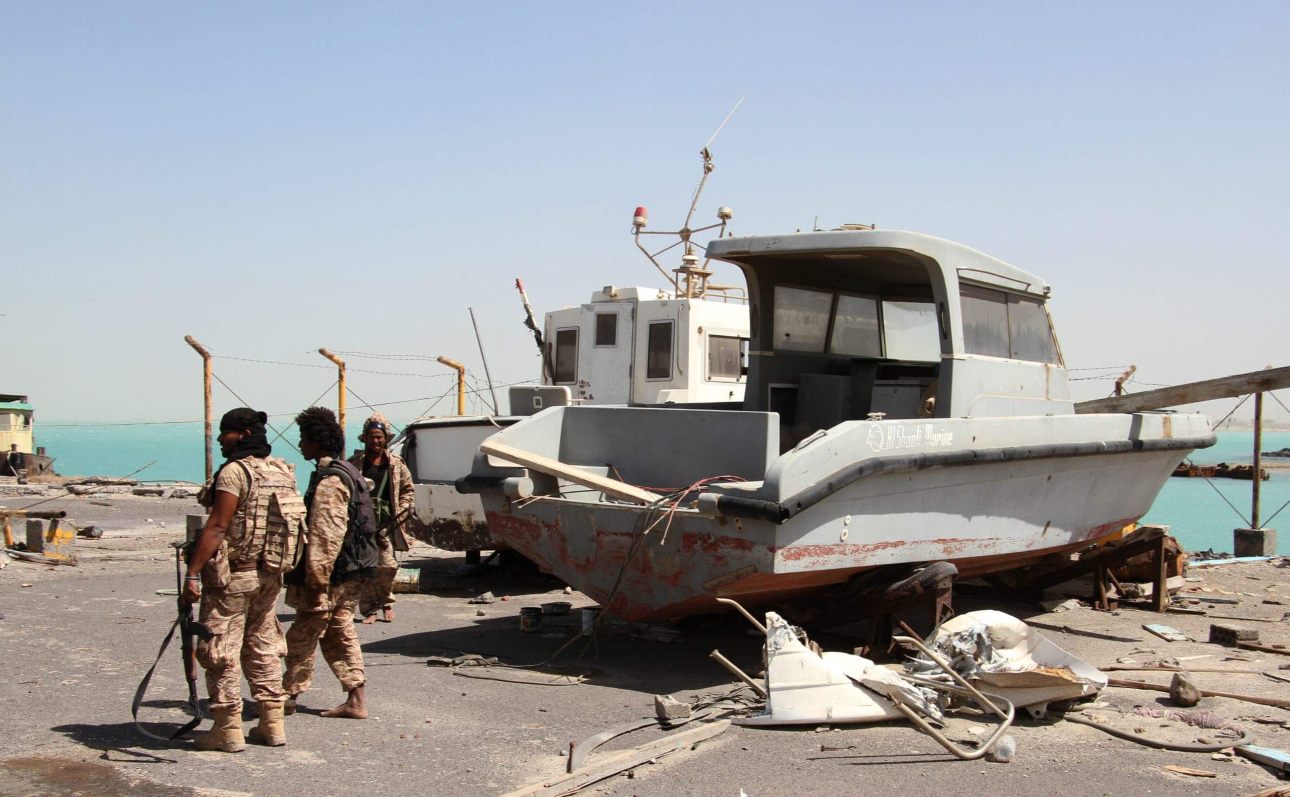 تحقيق أمريكي يكشف خفايا هيمنة الإمارات على الجزر اليمنية.. هذا هدف محمد بن زايد