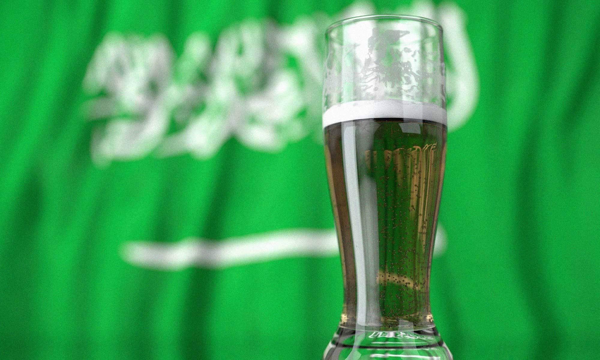 """""""إم بي سي"""" تروج لشرب الخمور وتحذر السعوديين من الأنواع المغشوشة (شاهد)"""