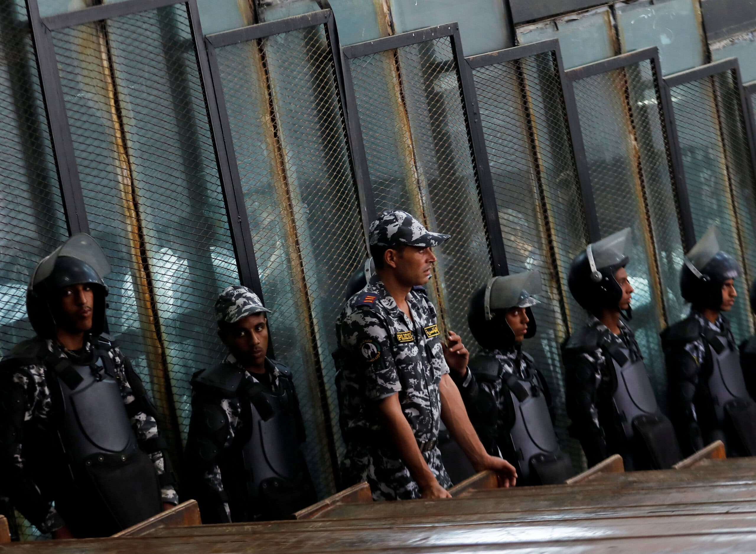 منظمة حقوقية تكشف عن فضيحة في أحكام إعدام رابعة