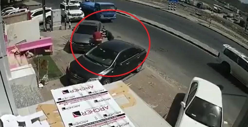 أول فيديو لجريمة القتل الغامضة بمنطقة روي التي أثارت جدلا في سلطنة عمان