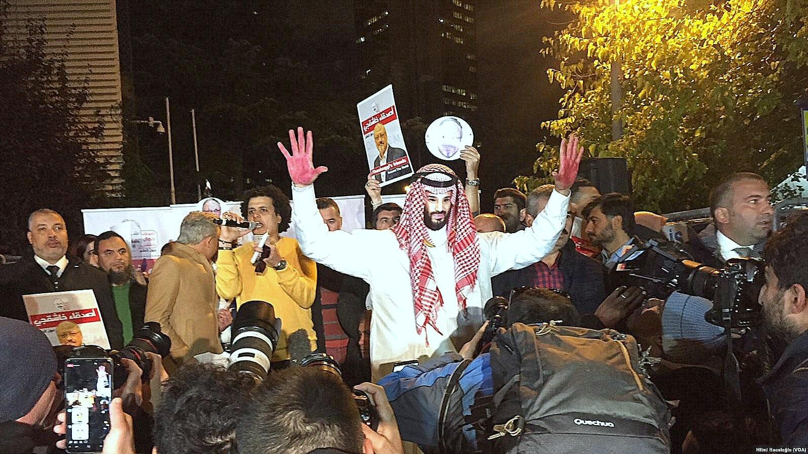 نيويورك تايمز تكشف: 4 من قتلة جمال خاشقجي تلقوا تدريبات في أمريكا