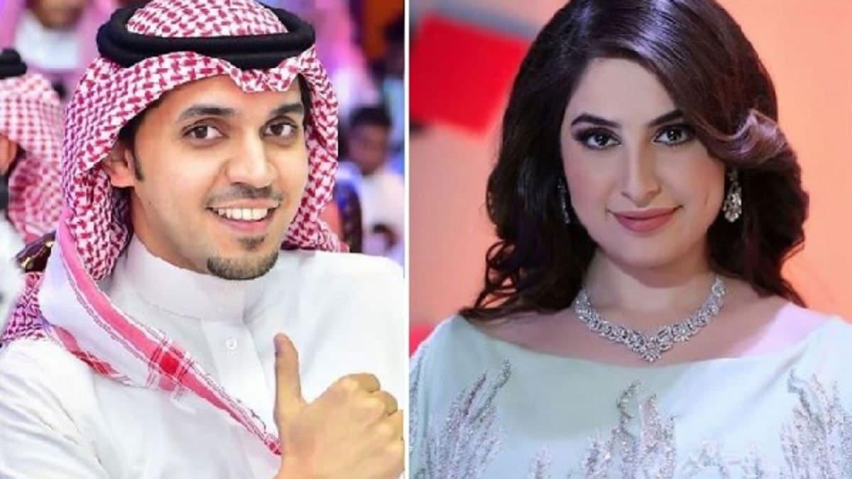 السعودي حمود الفايز يهدي زوجته الإماراتية رؤى الصبان سيارة دفع رباعي (فيديو)
