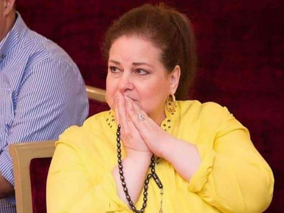 دلال عبدالعزيز كتبت رسالة مؤثرة لسمير غانم وطلبت تسليمها له ولا تعلم بموته حتى الآن