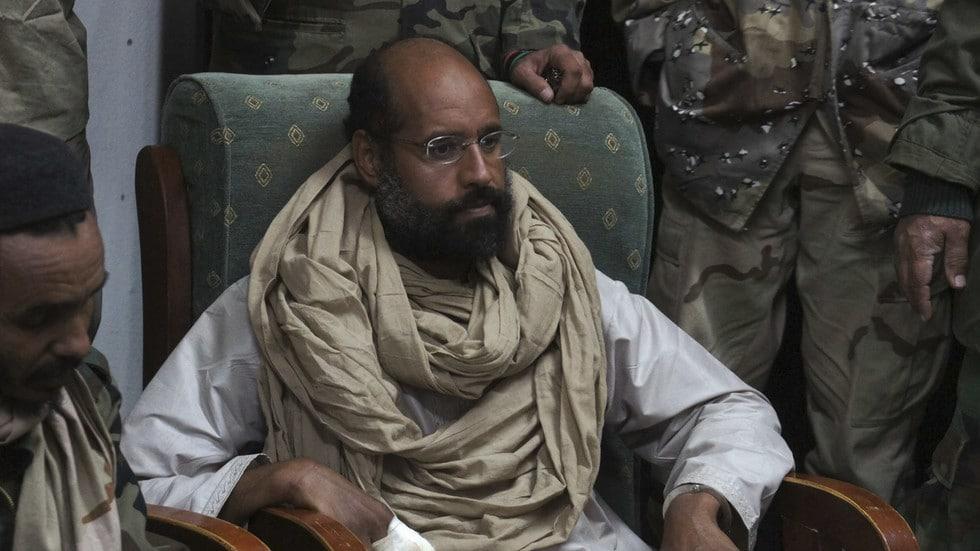 (التايمز) تكشف مفاجأة غير متوقعة عن سيف الإسلام القذافي بعد عقد من مقتل والده