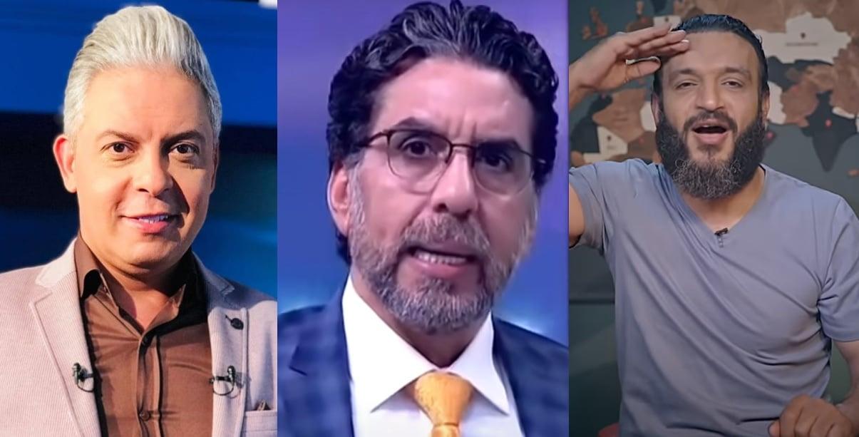 عبدالله الشريف يوجه رسالة الى معتز مطر ومحمد ناصر بعد طلب تركيا منهم وقف برامجهم