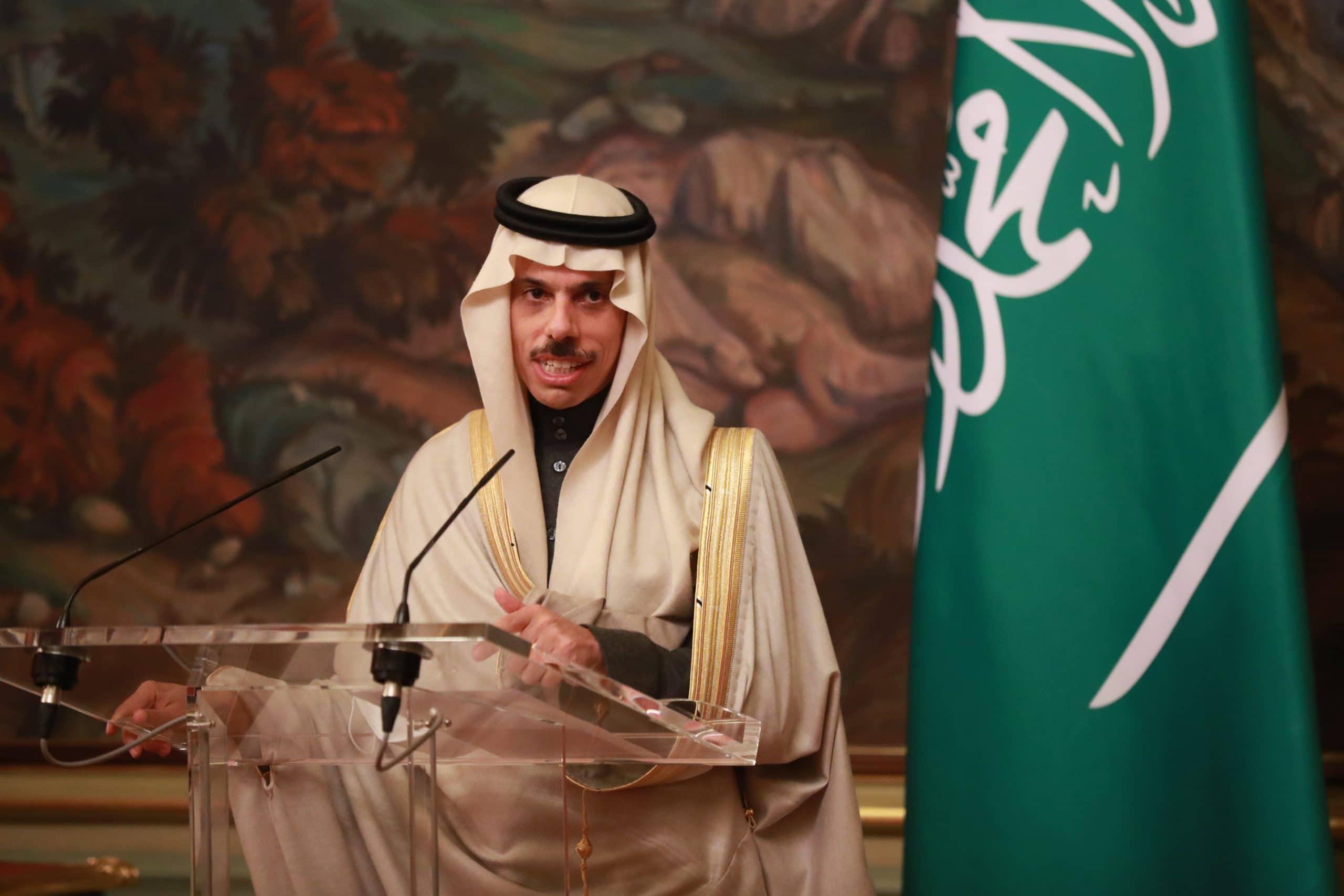 وزير خارجية السعودية يعلن موقف بلاده من الحكومة الإسرائيلية الجديدة ومستقبل السلام