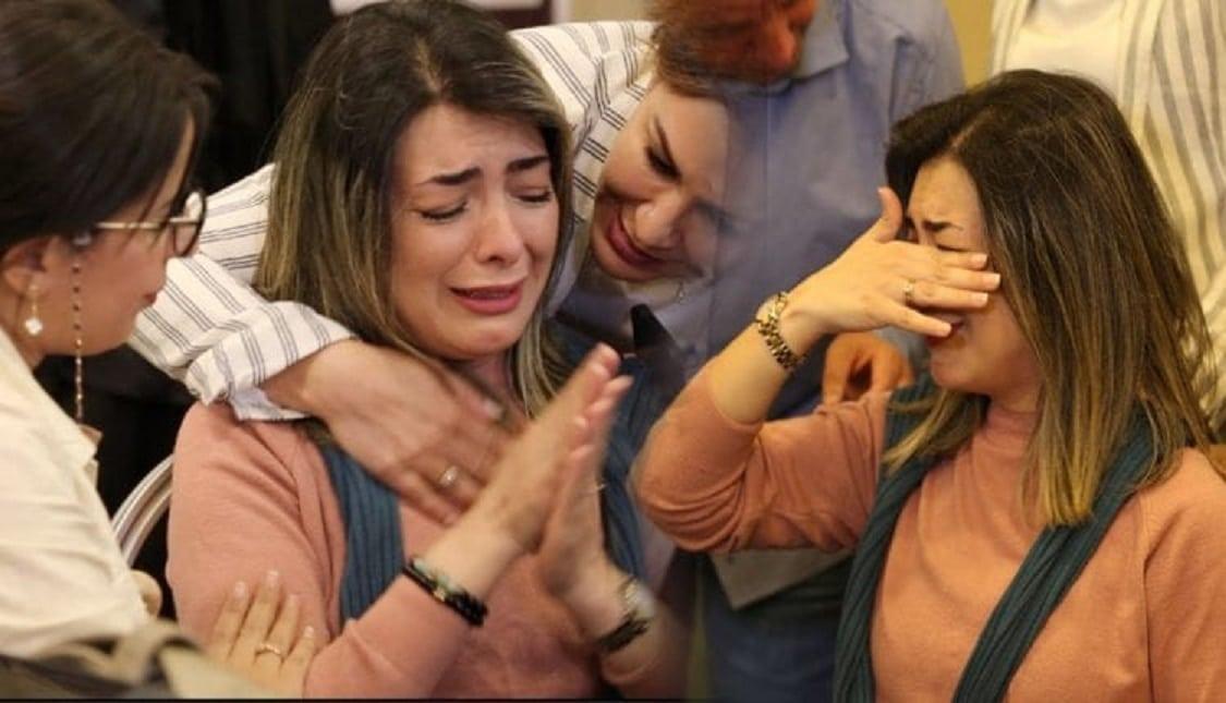 الممثلة المغربية نجاة خير الله تنهار وتفضح زميلها الذي رماها فوق السرير للإعتداء عليها!