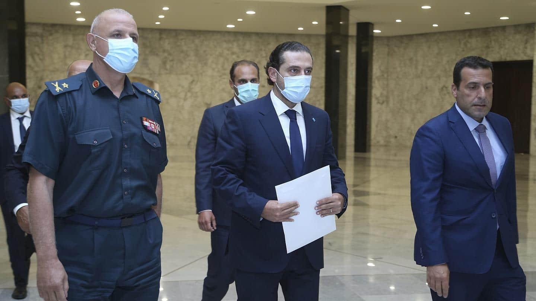 سعد الحريري: لحم كتافي من السعودية وانا انسان وفي