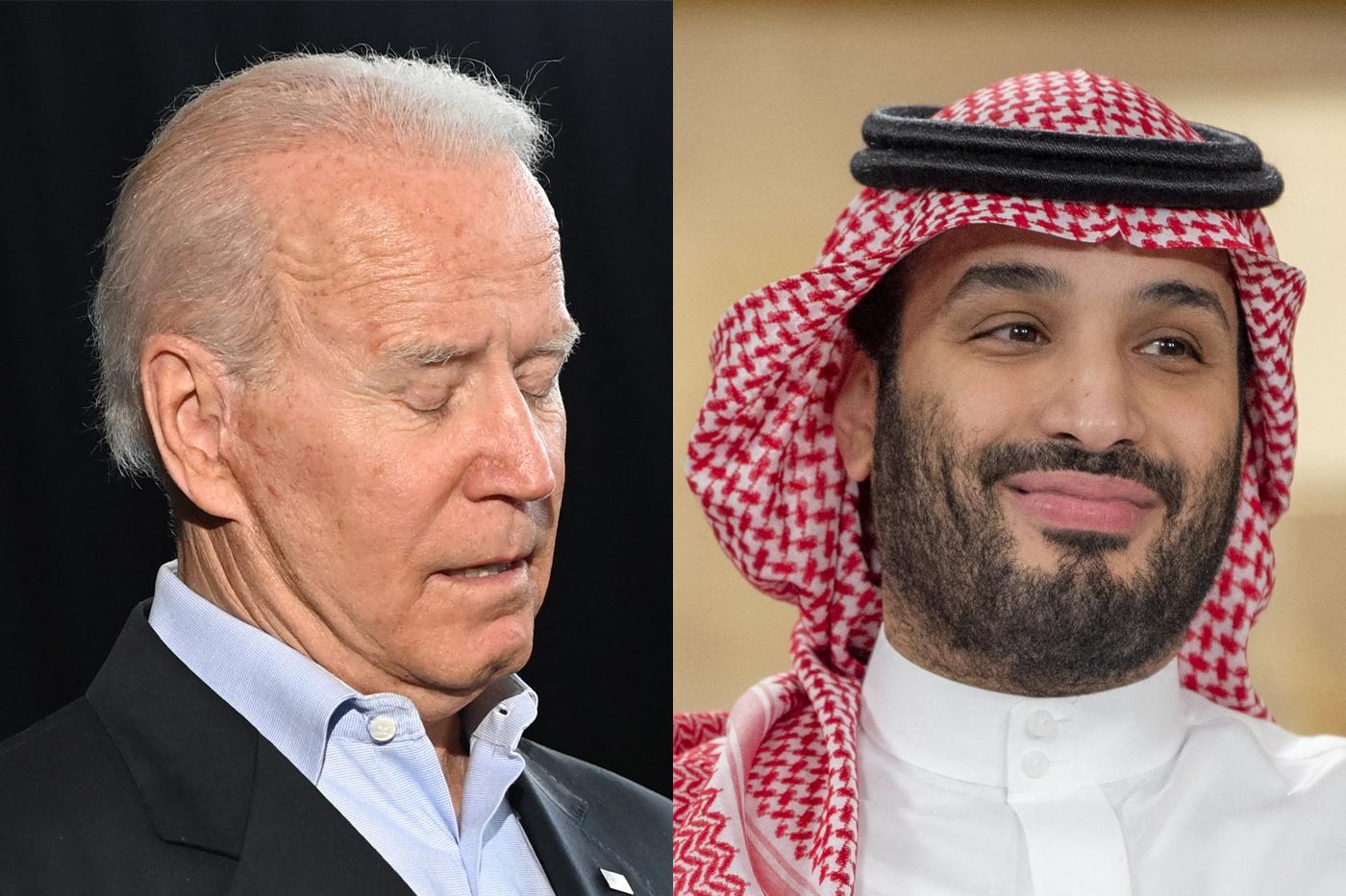 موقع بريطاني: لماذا سيترك بايدن محمد بن سلمان في السلطة!؟
