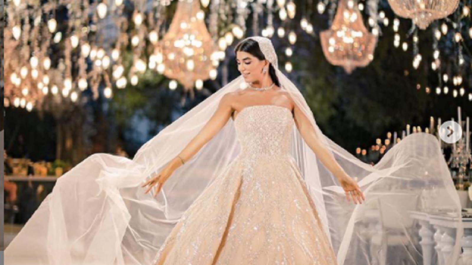 نوار الساحلي يفجر غضب اللبنانيين بحفل زفاف أسطوري لابنته (فيديو)