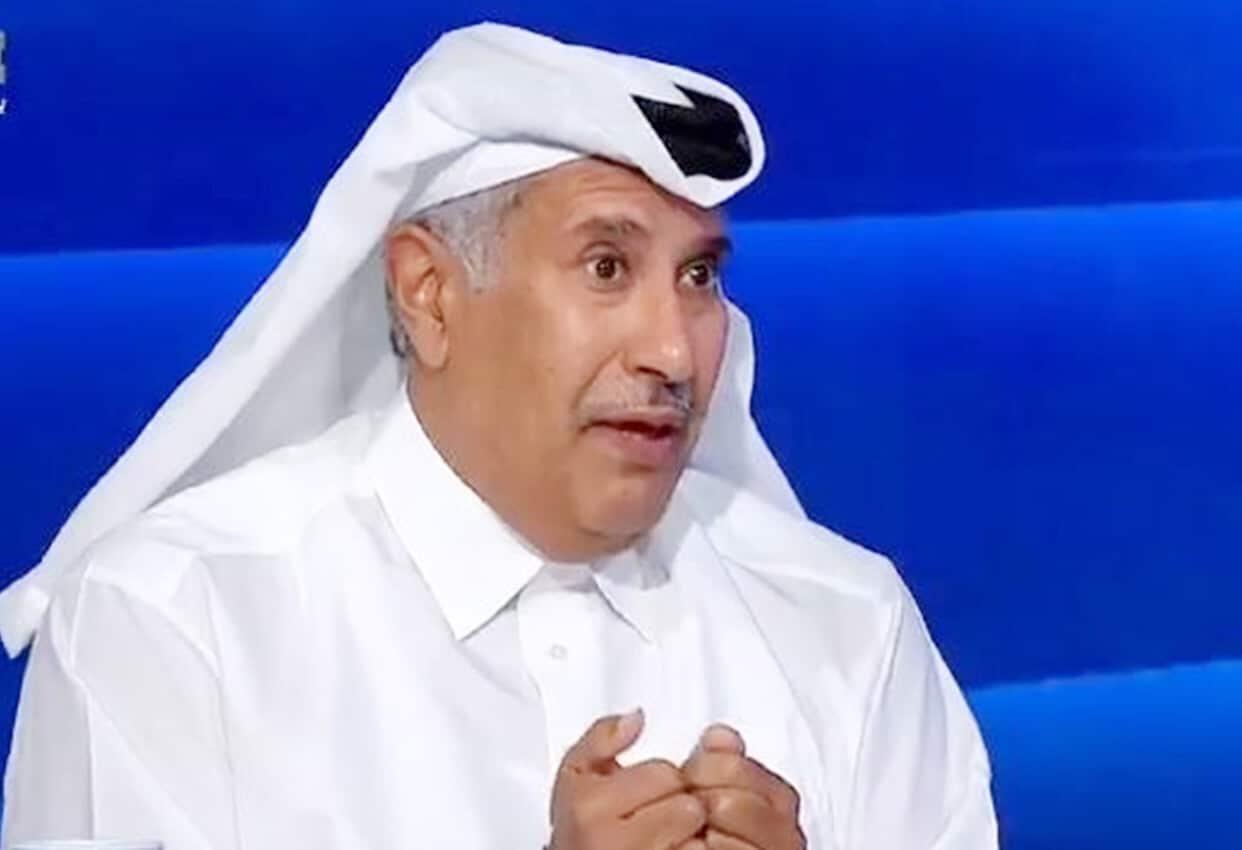 حمد بن جاسم يكشف تفاصيل التجسس على هاتفه الشخصي وكان يعرف أنه مخترق