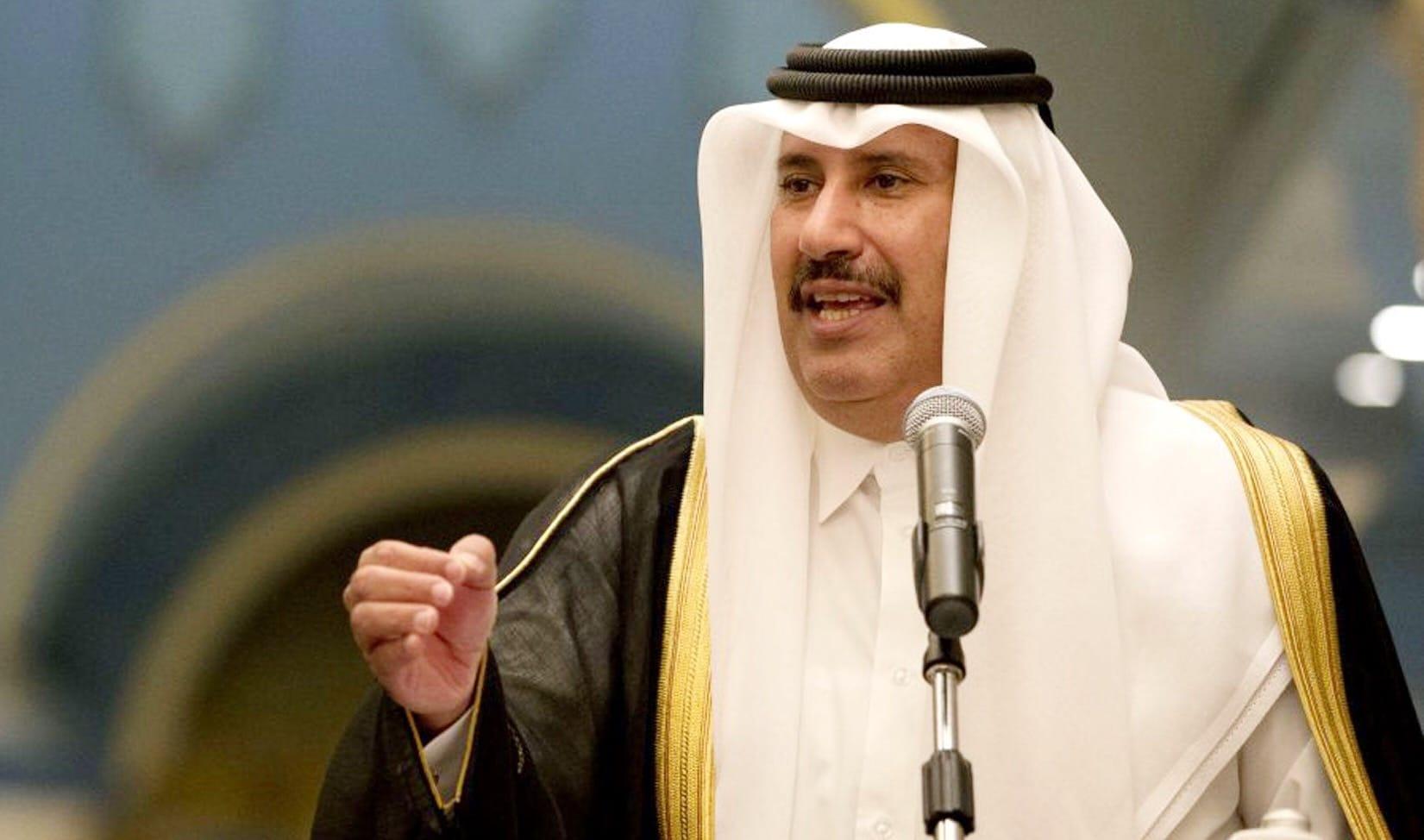 حمد بن جاسم يبعث برسالة هامة للقطريين بعد أن لاحظ هذا الأمر مؤخرا