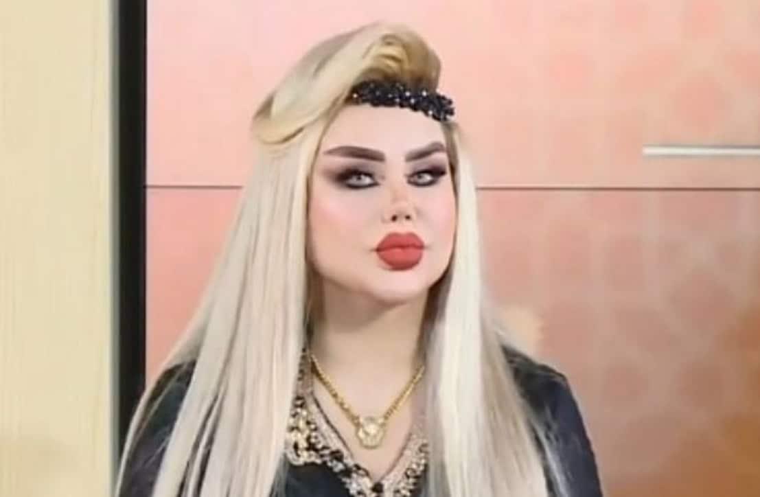 """العراقية داليا نعيم تثير جدلاً: """"معنديش وقت للصلاة"""" .. وهذا ما قالته عن الشيخ عبدالرحمن السديس"""