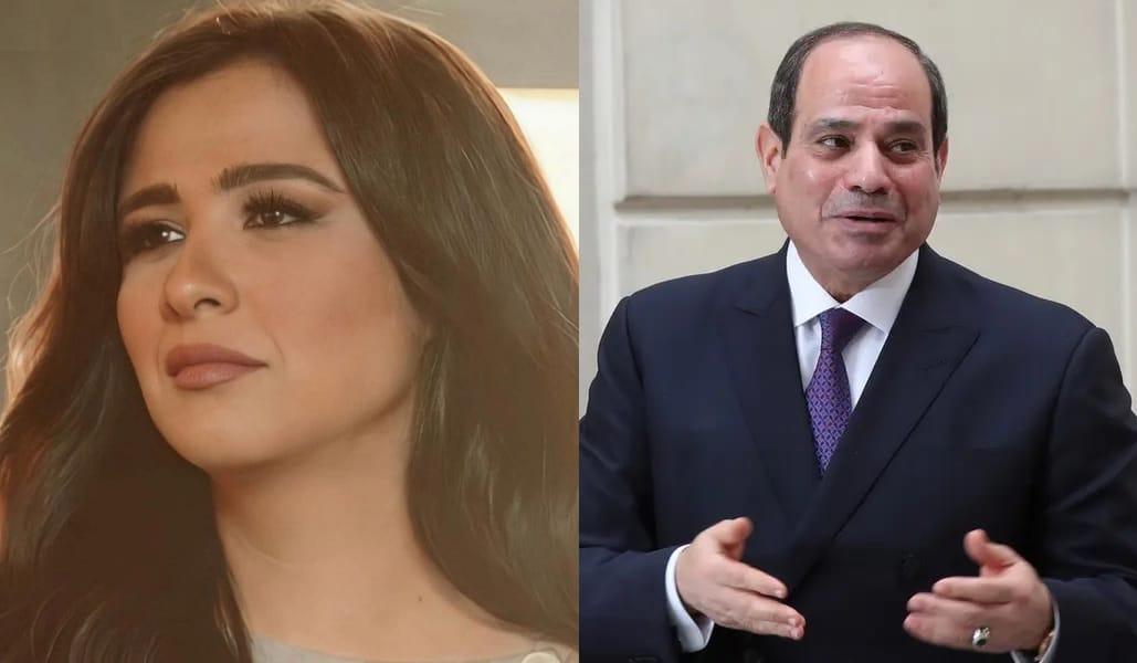 قرار من السيسي لأجل ياسمين عبدالعزيز بعدما باتت بين الحياة والموت