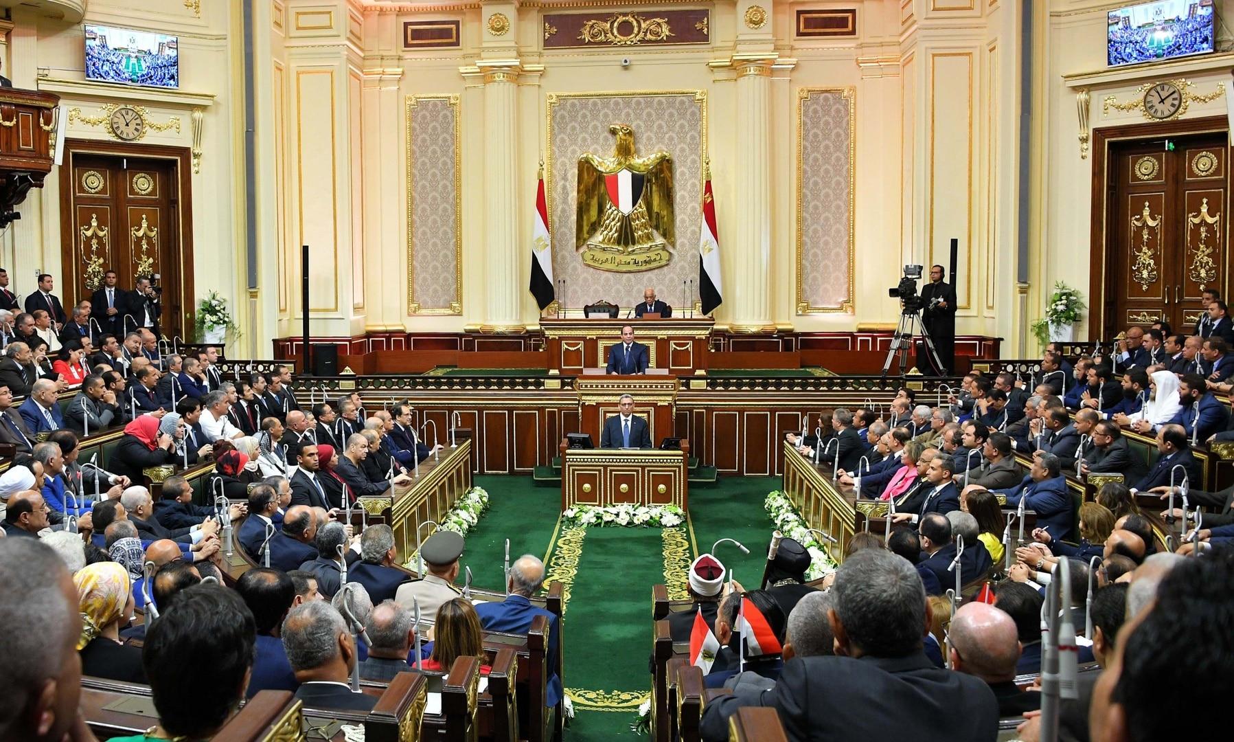جلسة عاصفة في مجلس النواب المصري بسبب سد النهضة فما قصة إسرائيل؟