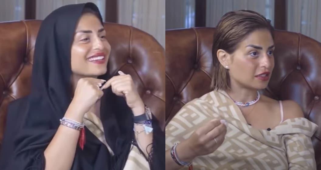 منة فضالي ترتدي الحجاب مع جينز ممزق وهذا ما قالته عن الإغتصاب الزوجي وياسمين صبري