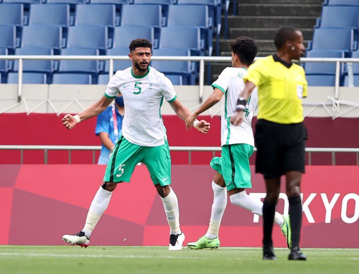 منتخب السعودية يودع أولمبياد طوكيو بعد هزيمته أمام البرازيل (شاهد)