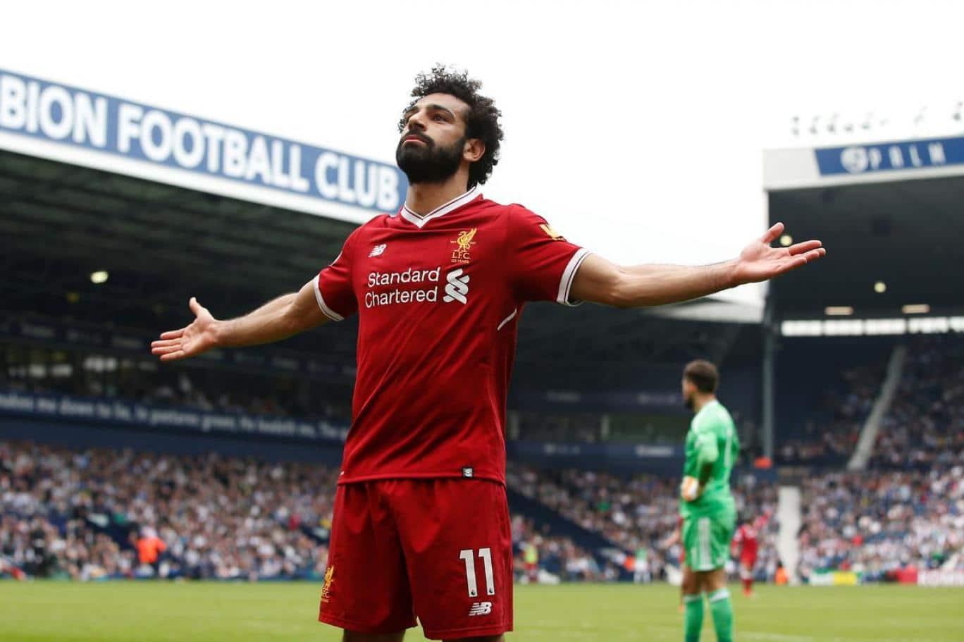 محمد صلاح يدخل التاريخ برقم قياسي جديد مع ليفربول في الدوري الإنجليزي (فيديو)