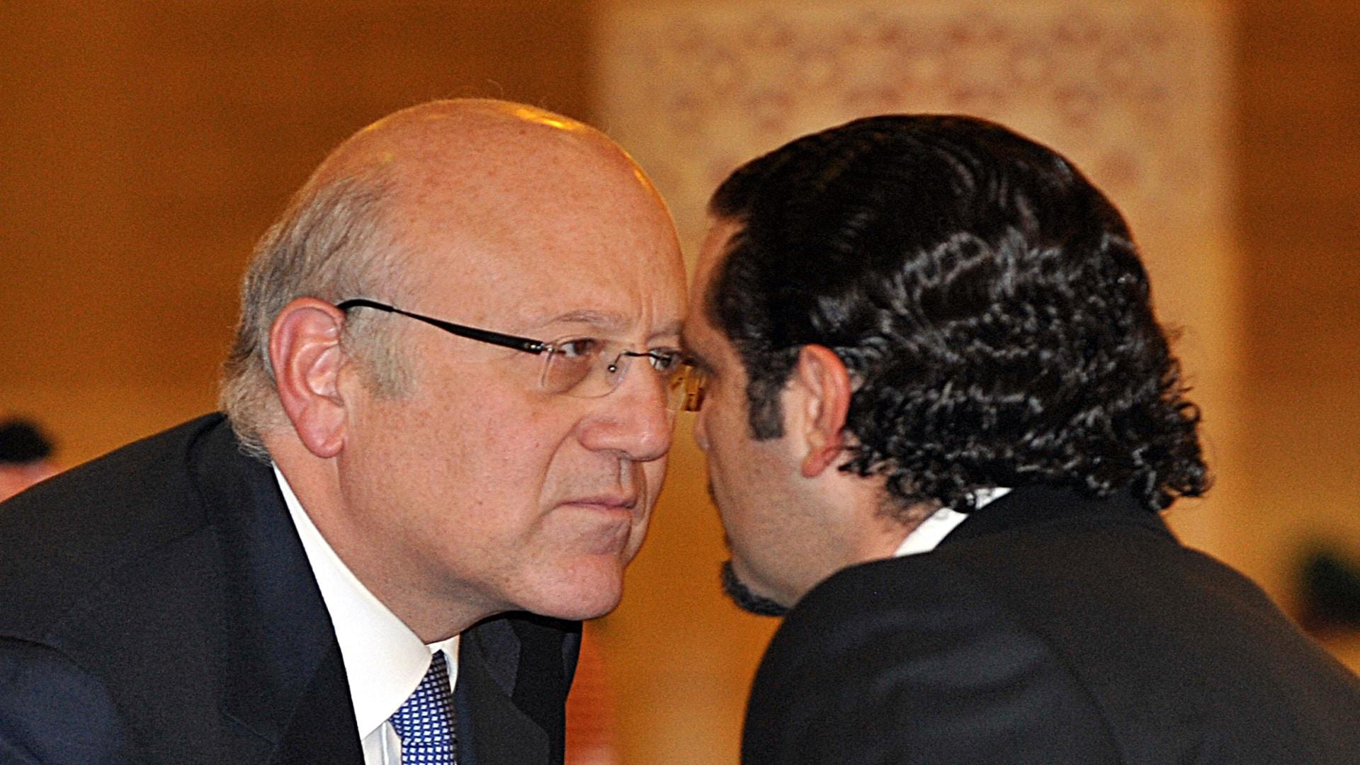 ميقاتي يستعد لتشكيل الحكومة الجديدة في لبنان