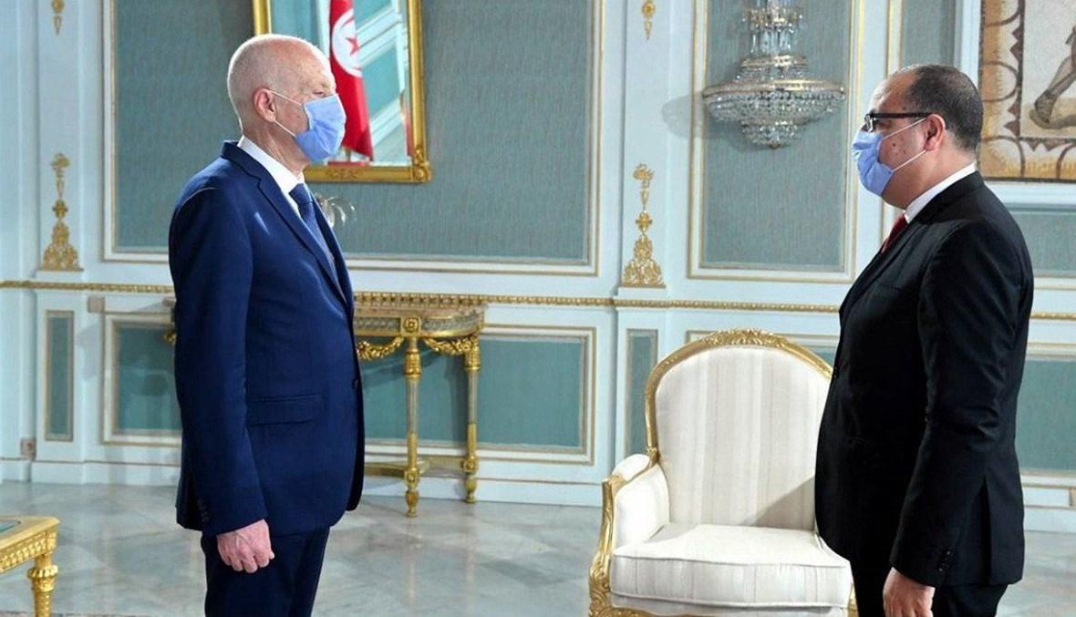قيس سعيد احتجز هشام المشيشي في قصر قرطاج لإتمام انقلابه على السلطة