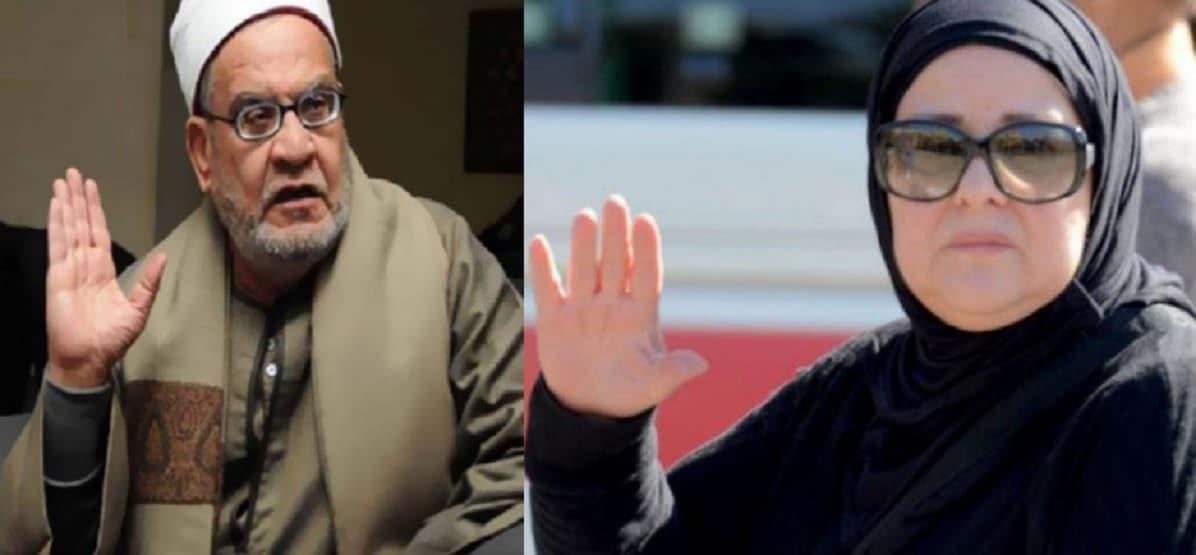 """أحمد كريمة يثير الجدل مجددا: دلال عبدالعزيز """"شهيدة"""" بدرجة مقاتل في أرض المعركة"""