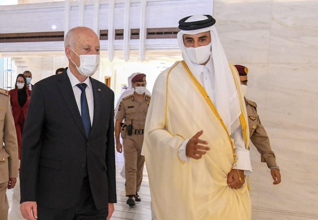 أمجد طه يزعم: تونس رفضت استقبال أمير قطر وسحبت سفيرها من الدوحة