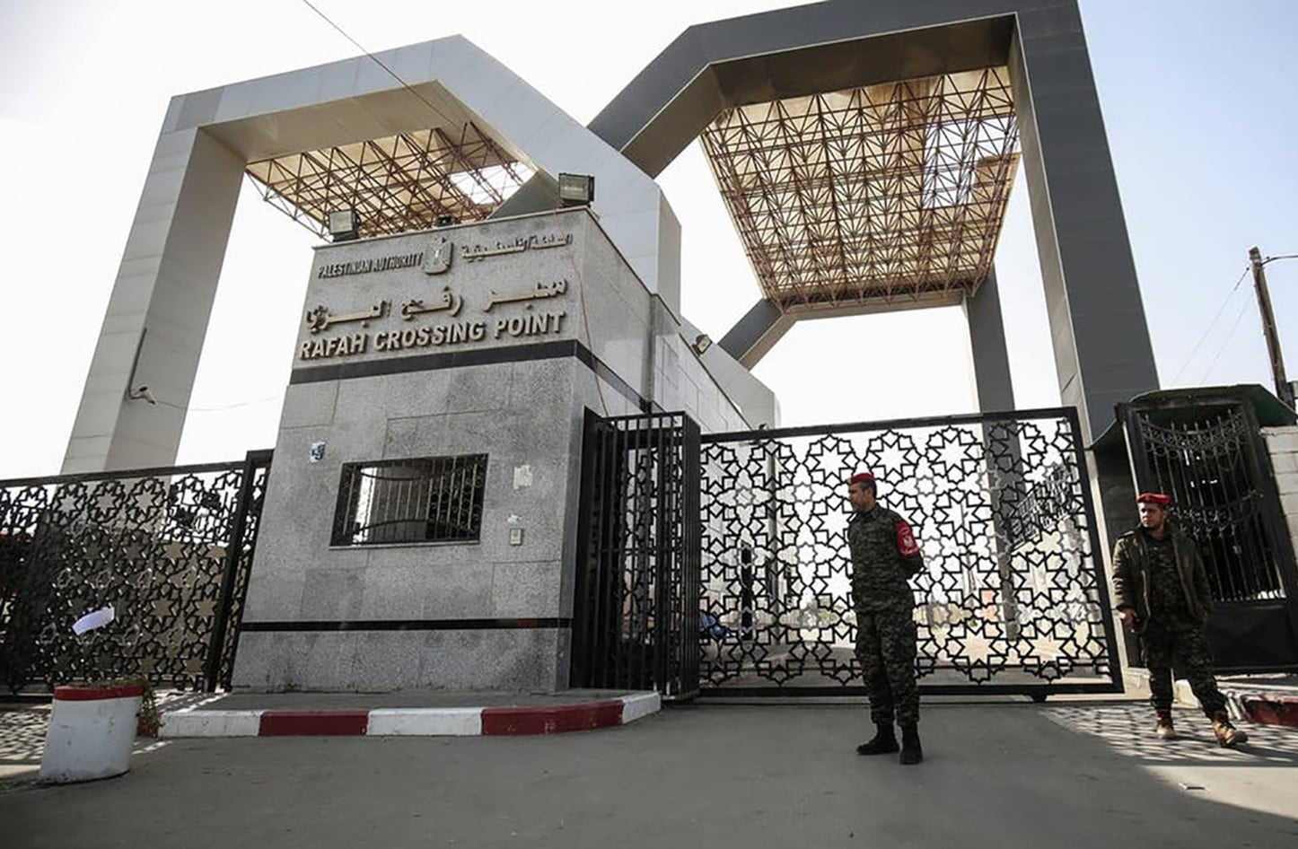 وزير إسرائيلي يشكر السيسي على إغلاق معبر رفح في وجه الفلسطينيين!