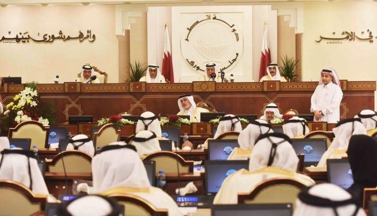 التجربة الديمقراطية في قطر