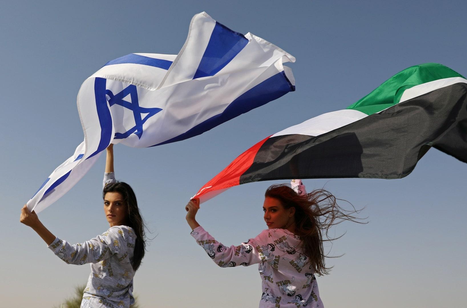 التطبيع بين إسرائيل والإمارات