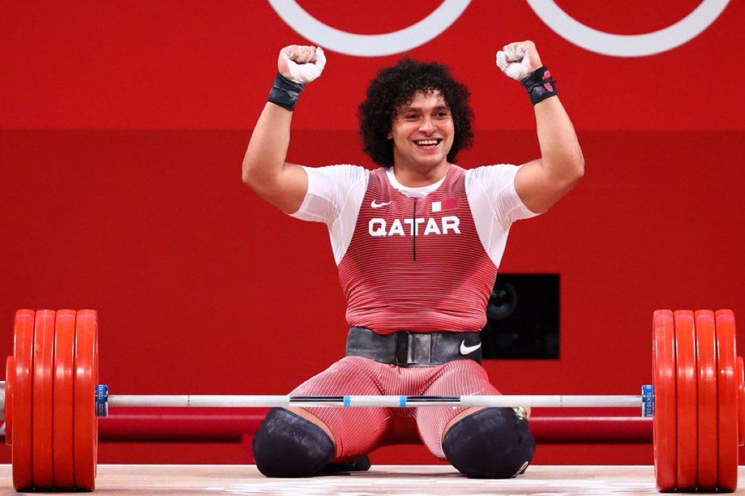 والد الرباع فارس حسونة يروي تفاصيل لعب نجله أولمبياد طوكيو باسم قطر