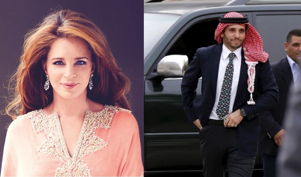 الملكة نور تكشف مصير الأمير حمزة بن الحسين (تغريدة)