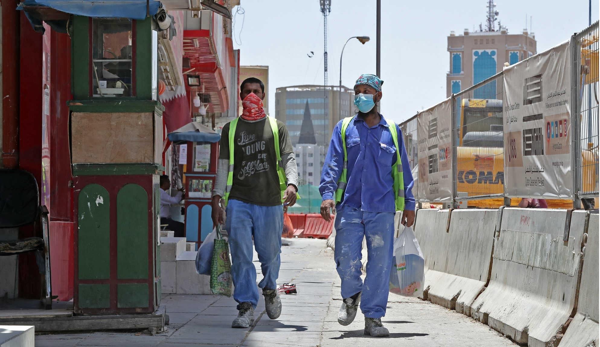 قطر تطلق سراح أجنبي تلقى أموالا خارجية مشبوهة لنشر معلومات مضللة وترحله بعد تغريمه