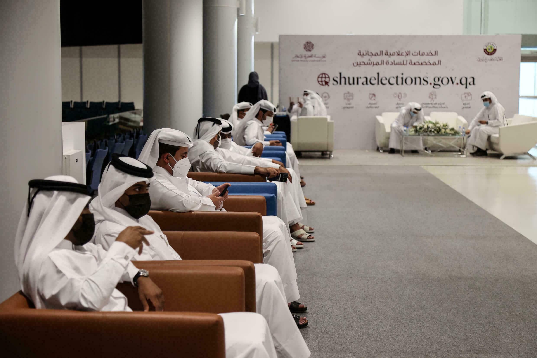 """انتخابات مجلس الشورى في قطر """"تغضب"""" الكاتب السعودي عبدالعزيز الخميس"""