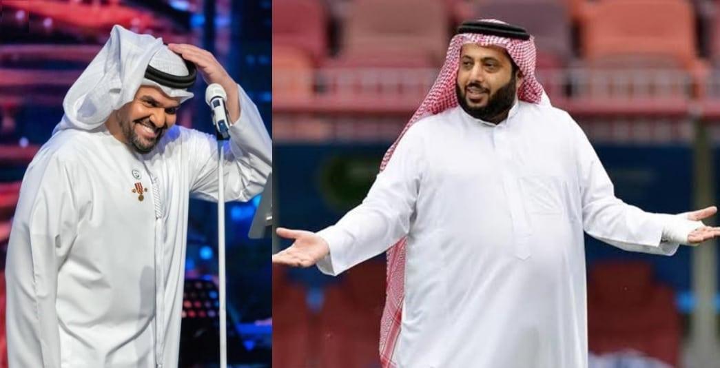 حسين الجسمي يهنئ تركي آل الشيخ .. والجمهور يتنبّأ بالأسوأ لرئيس هيئة الترفيه!