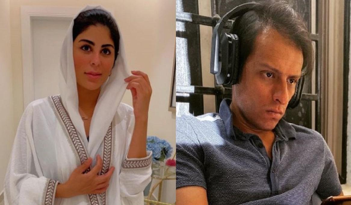 زارا البلوشي تثير الجدل برسالة لطليقها السعودي وشكوك حول عودتها له!