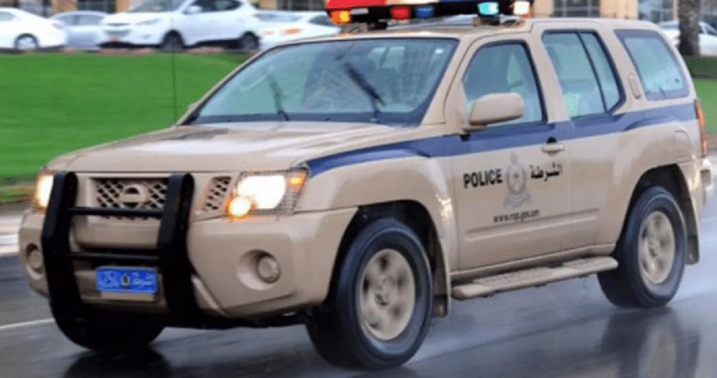 شرطة عمان السلطانية
