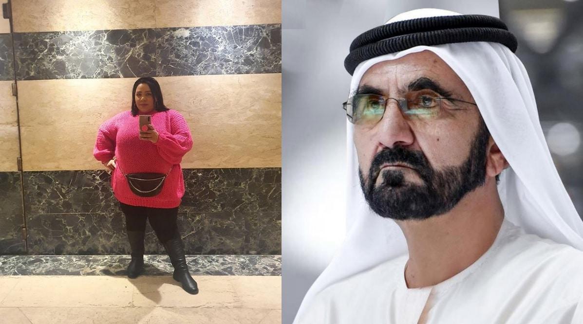 شيماء سيف تحصل على الإقامة الذهبية في الإمارات وتشكر محمد بن راشد (شاهد)