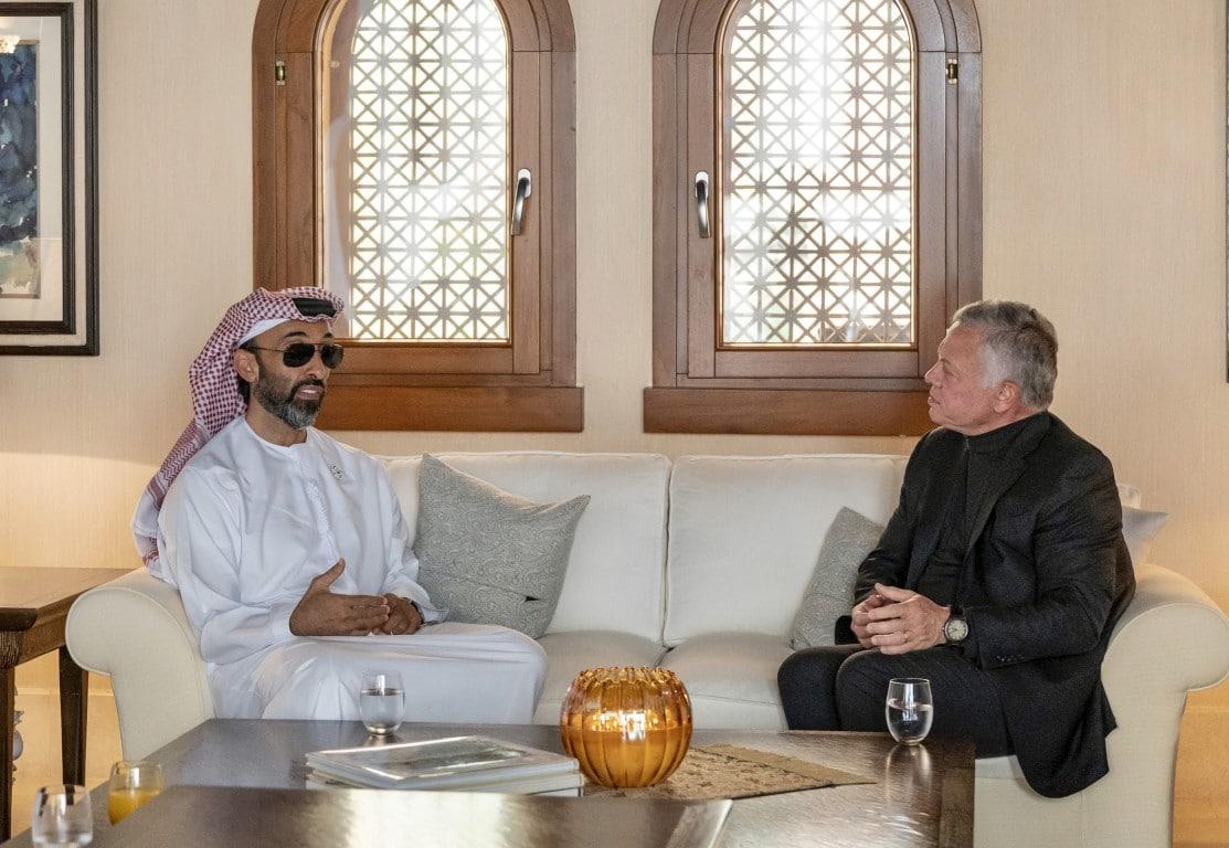 طحنون بن زايد يلتقي ملك الأردن بعد لقائه أردوغان.. على ماذا ينوي محمد بن زايد؟