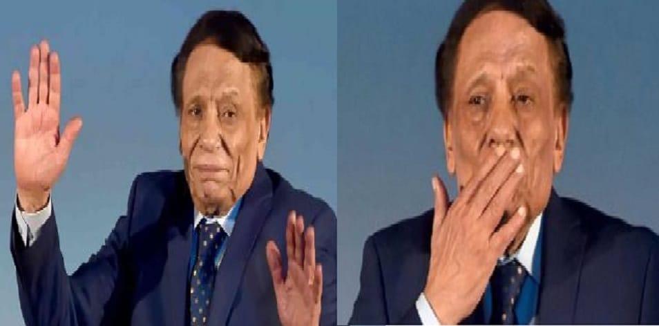 اختفاء عادل إمام بعد وفاة دلال عبدالعزيز يثير القلق وهذه حقيقة إصابته بفيروس كورونا!