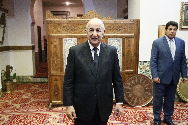 الرئيس الجزائري: قيس سعيد أبلغني أموراً لا يمكن البوح بها