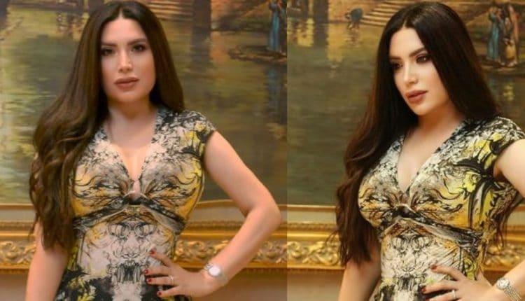 عبير صبري تثير الجدل بملابسها الجريئة في أحدث جلسة تصوير