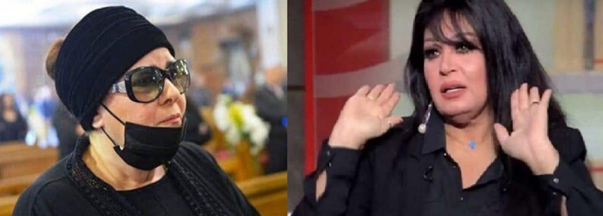 فيفي عبده تُعبر عن حزنها بعد رحيل دلال عبدالعزيز بصورة جريئة من الساحل
