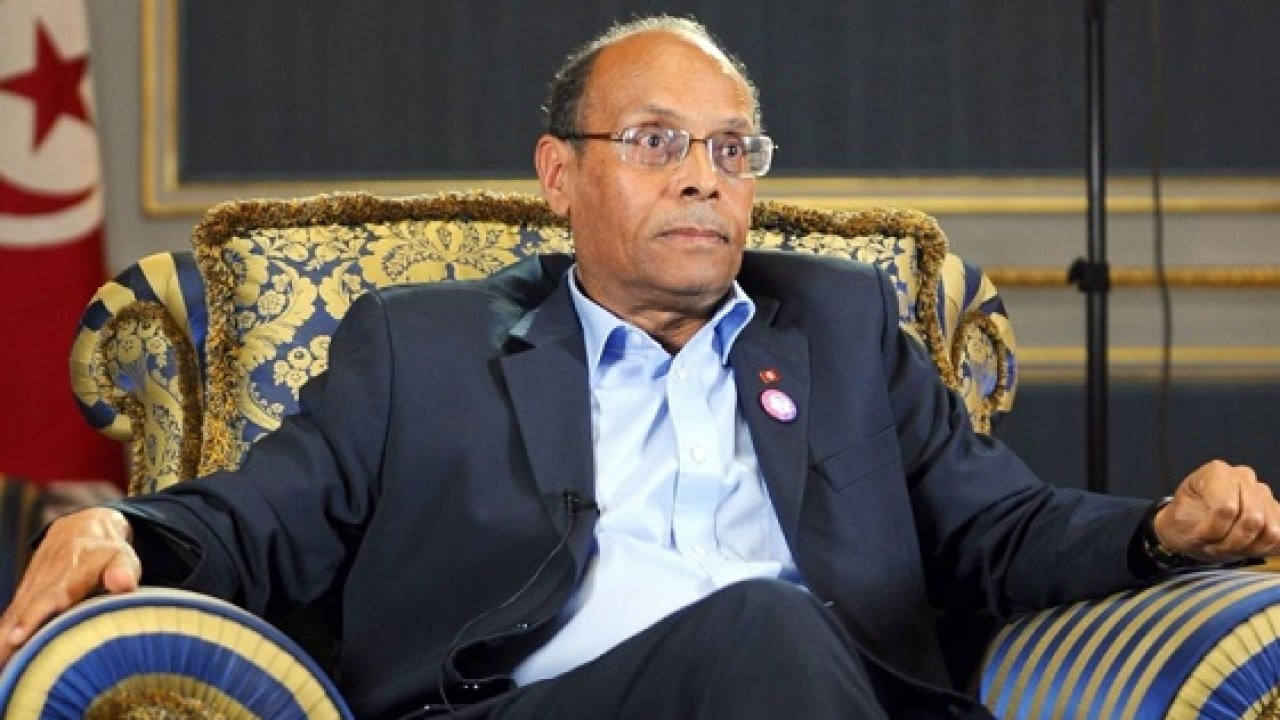 """ماذا قصد منصف المرزوقي بحديثه عن """"ميليشيات الحشد الشعبي"""" في تونس؟"""