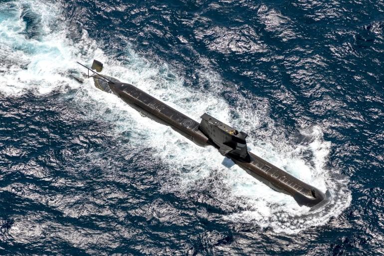 أزمة الغواصات زادت الطين بلة لماكرون