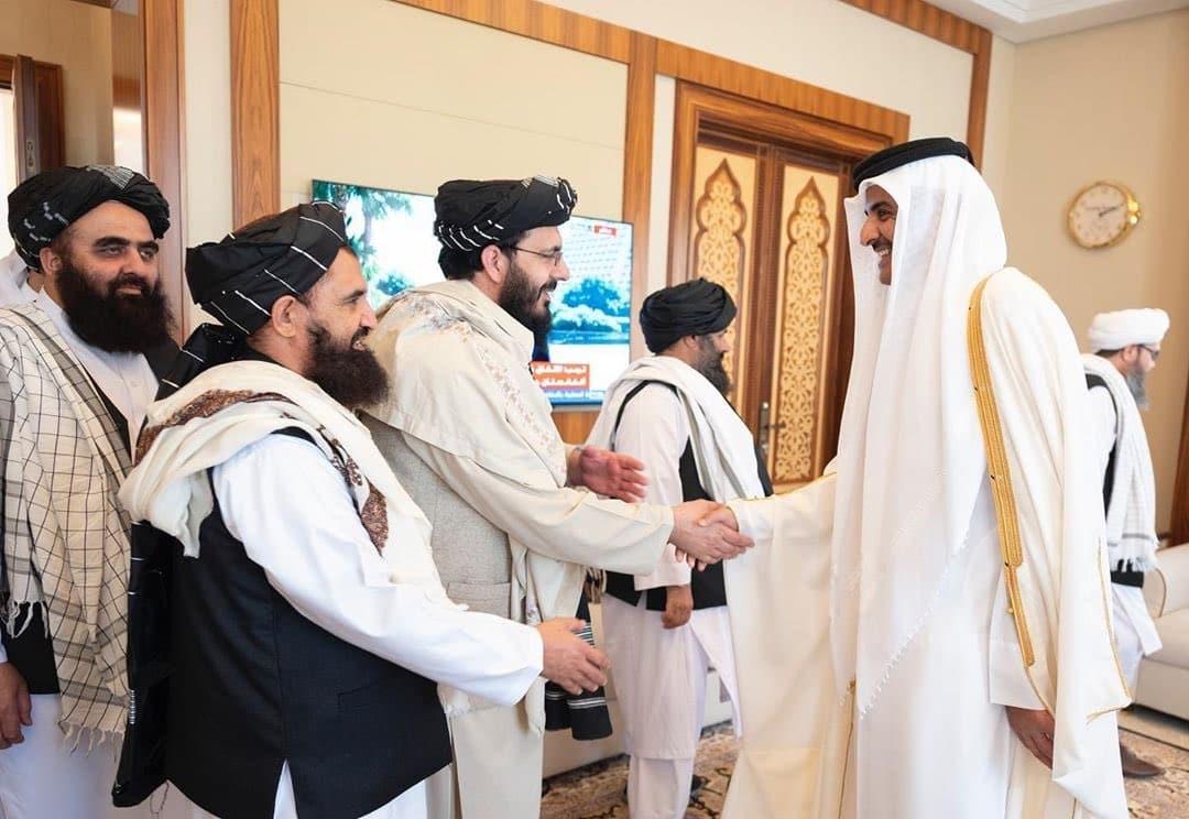 تمَوقع قطر في قلب العملية الدبلوماسية الأفغانية.. هل هو علاقة ودية أم أسلوب للسيطرة على ثروات المنطقة؟