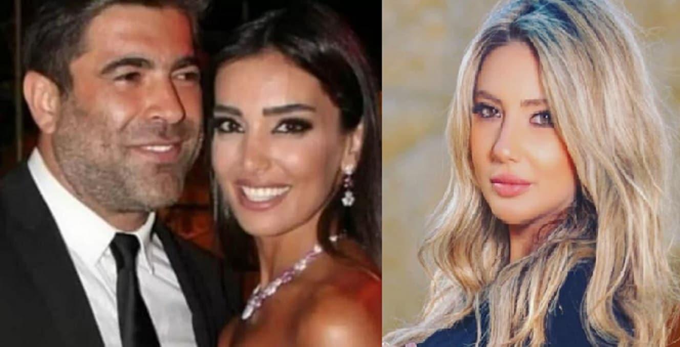 """طليقة وائل كفوري تهاجم إعلامية لبنانية: """"تركتوا مشاكل البلد وبالكن كيف حبلت؟"""""""