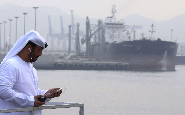 اتفاق النفط الإسرائيلي الإماراتي